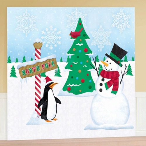 Winter Scene Setter Decorating Kits
