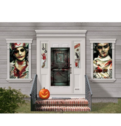 Sinister Surgery Asylum Mega Pack Decorating Kits