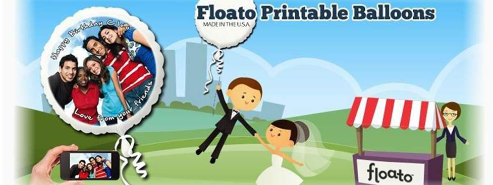 Floato Printable Balloons