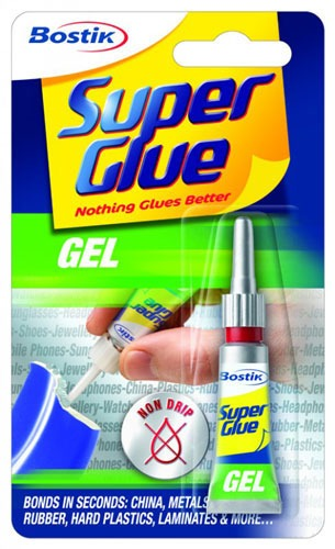 Bostik Super Glue Gel