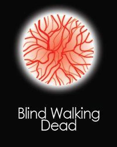 Blind Walking Dead Daily Contact Lenses