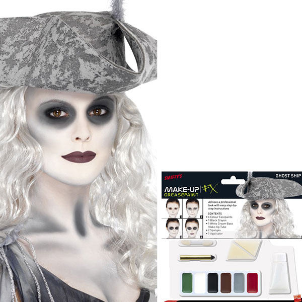 Ghost Ship Make Up Kit