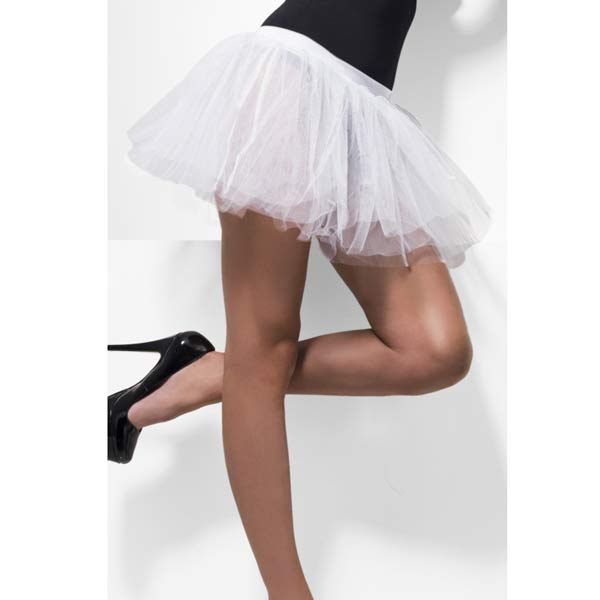 White Layered Tutu