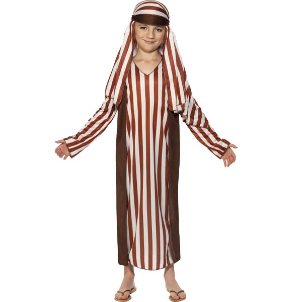 Brown And White Shepherd Fancy Dress Costumes