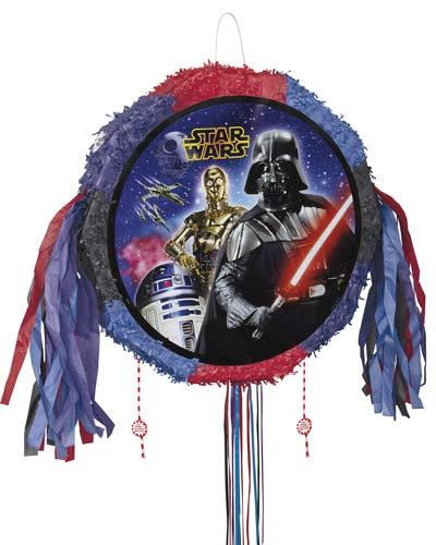Star Wars Pull Pinata