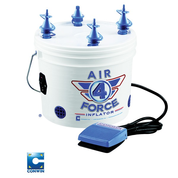 Qualatex Air Force 4 240V