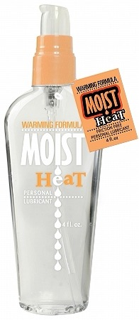Pipedream Moist Heat Warming Lube